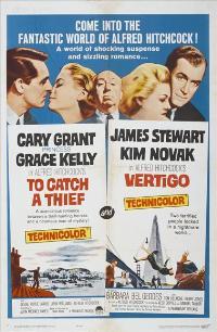Vertigo - 11 x 17 Movie Poster - Style K