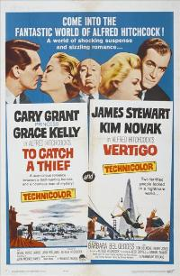 Vertigo - 27 x 40 Movie Poster - Style G