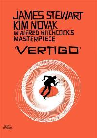 Vertigo - 11 x 17 Movie Poster - Style L