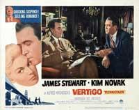 Vertigo - 11 x 14 Movie Poster - Style L