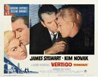 Vertigo - 11 x 14 Movie Poster - Style Q