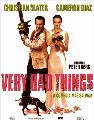 Very Bad Things - 11 x 17 Movie Poster - Spanish Style A