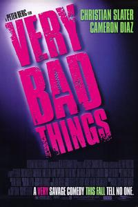 Very Bad Things - 11 x 17 Movie Poster - Style A