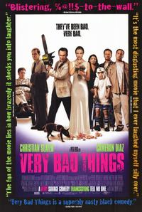 Very Bad Things - 11 x 17 Movie Poster - Style B
