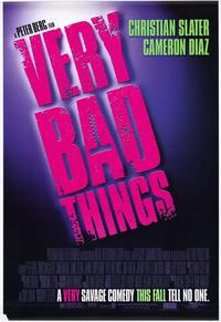 Very Bad Things - 27 x 40 Movie Poster - Style A