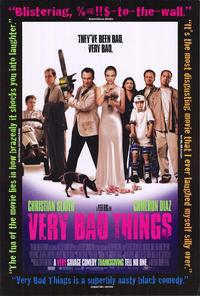 Very Bad Things - 27 x 40 Movie Poster - Style B