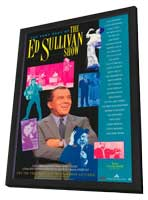 Very Best of The Ed Sullivan Show - 27 x 40 Movie Poster - Style A - in Deluxe Wood Frame