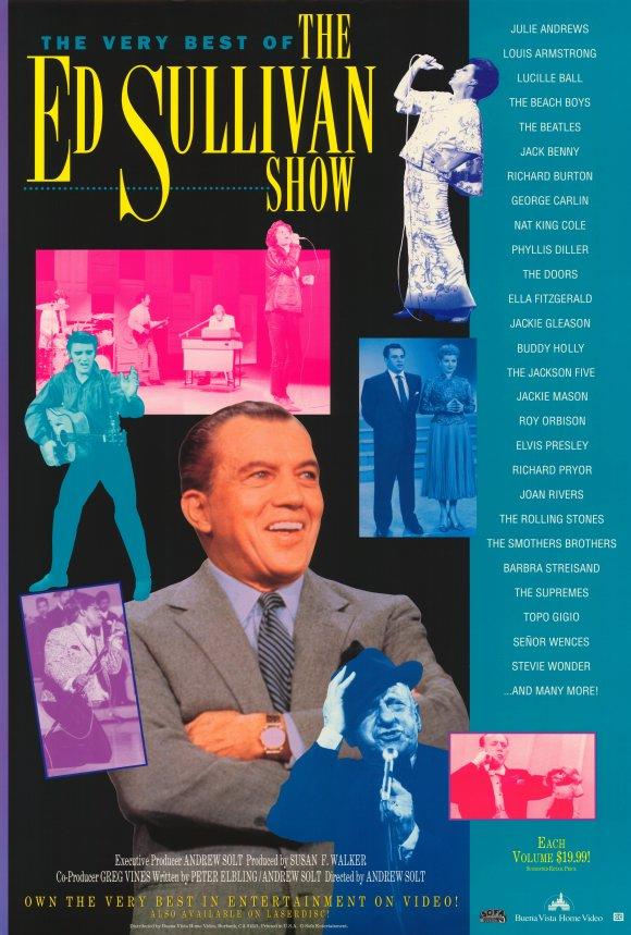 The Ed Sullivan Show movie