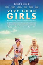 """Very Good Girls"" Movie Poster"