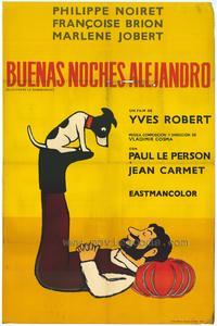 Very Happy Alexander - 27 x 40 Movie Poster - Spanish Style A