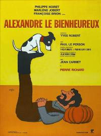 Very Happy Alexander - 11 x 17 Movie Poster - French Style A