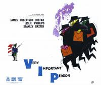 Very Important Person - 11 x 14 Movie Poster - Style A
