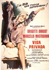 A Very Private Affair - 11 x 17 Movie Poster - Spanish Style A