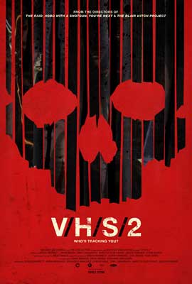 V/H/S 2 - 11 x 17 Movie Poster - Style B