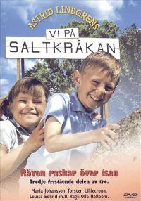 Vi p� Saltkr�kan - 11 x 17 Movie Poster - Swedish Style B