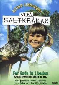 Vi p� Saltkr�kan - 27 x 40 Movie Poster - Swedish Style C