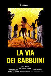 La Via dei babbuini - 27 x 40 Movie Poster - Italian Style A