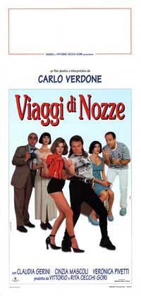 Viaggi di nozze - 13 x 28 Movie Poster - Italian Style A