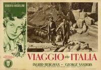 Viaggio in Italia - 11 x 14 Poster Italian Style A
