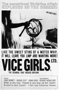 Vice Girls Ltd. - 27 x 40 Movie Poster - Style A
