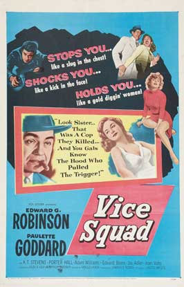 Vice Squad - 11 x 17 Movie Poster - Style A