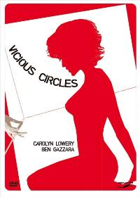 Vicious Circles - 11 x 17 Movie Poster - German Style A
