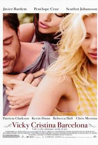 Vicky Cristina Barcelona - 27 x 40 Movie Poster