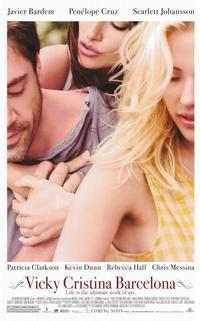 Vicky Cristina Barcelona - 11 x 17 Movie Poster - Style A