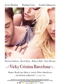 Vicky Cristina Barcelona - 11 x 17 Movie Poster - Polish Style A