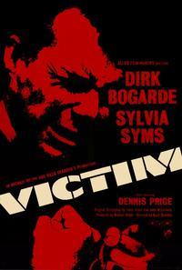 Victim - 11 x 17 Movie Poster - Style B