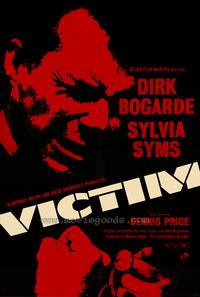 Victim - 27 x 40 Movie Poster - Style B