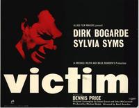 Victim - 22 x 28 Movie Poster - Half Sheet Style A