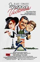 Victor Victoria - 11 x 17 Movie Poster - UK Style A