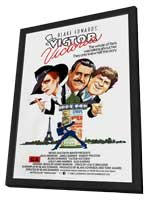 Victor Victoria - 11 x 17 Movie Poster - UK Style A - in Deluxe Wood Frame