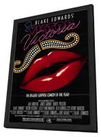 Victor/Victoria - 27 x 40 Movie Poster - Style A - in Deluxe Wood Frame