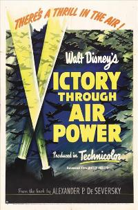 Victory Through Air Power - 27 x 40 Movie Poster - Style A