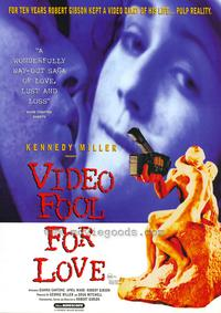 Video Fool for Love - 27 x 40 Movie Poster - Style A