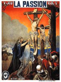 Vie du Christ, La - 11 x 17 Movie Poster - Style A