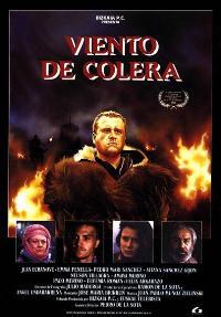 Viento de colera - 11 x 17 Movie Poster - Spanish Style A