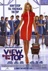 View from the Top - 27 x 40 Movie Poster - Style A