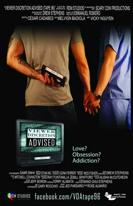 Viewer Discretion Advised (Tape 96) - 11 x 17 Movie Poster - Style A