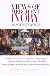 Views of Merchant Ivory - 27 x 40 Movie Poster - Style A