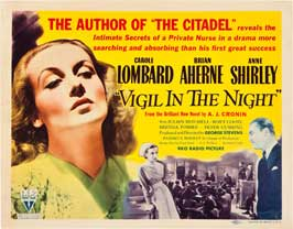 Vigil in the Night - 22 x 28 Movie Poster - Half Sheet Style A