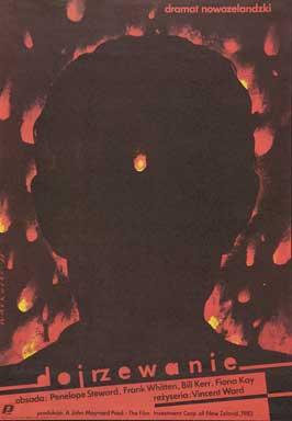 vigil - 27 x 40 Movie Poster - Polish Style A