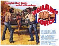 Vigilante Force - 11 x 14 Movie Poster - Style B