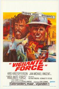 Vigilante Force - 11 x 17 Movie Poster - Belgian Style A