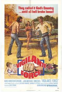 Vigilante Force - 27 x 40 Movie Poster - Style B