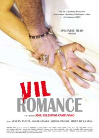 Vil romance - 11 x 17 Movie Poster - French Style A