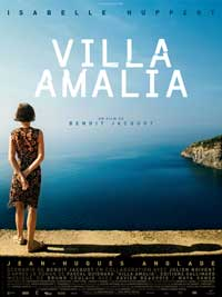 Villa Amalia - 11 x 17 Movie Poster - French Style A