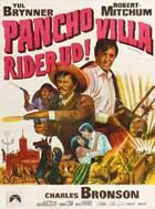 Villa Rides - 27 x 40 Movie Poster - Danish Style A